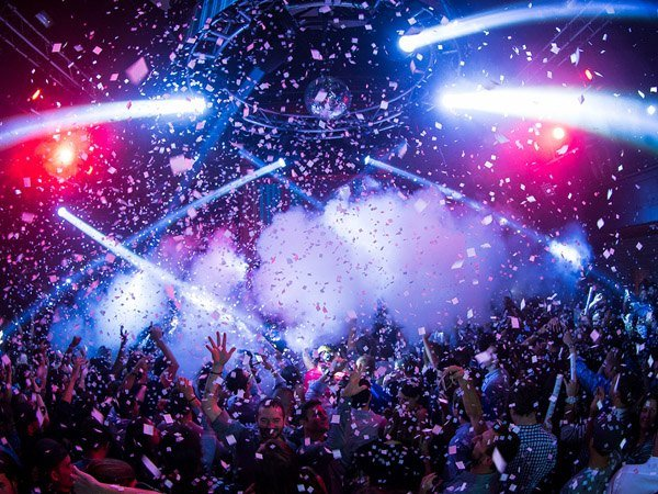 Ночной клуб Night Club «People» Искусство, развлечения
