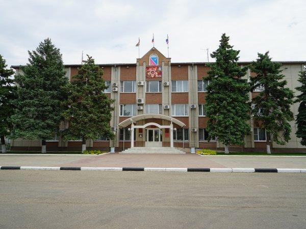 Администрация Тимашевска 3
