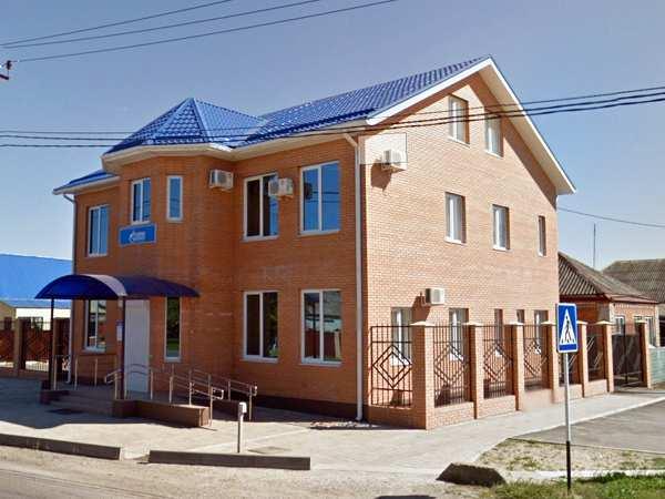 Газпром межрегионгаз Краснодар, участок в Тимашевском районе Администрация и МУП