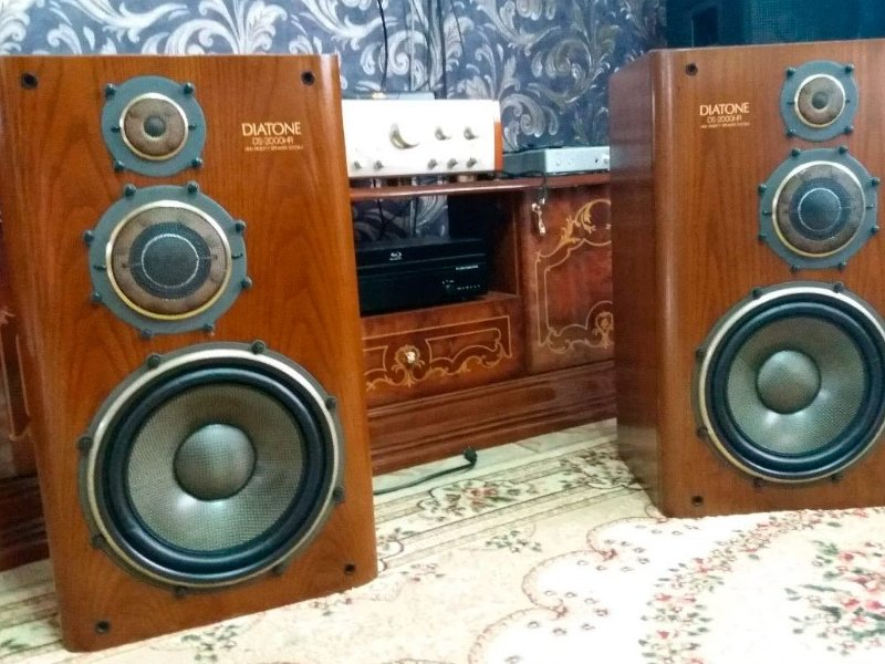 Акустика diatone DS-2000HR