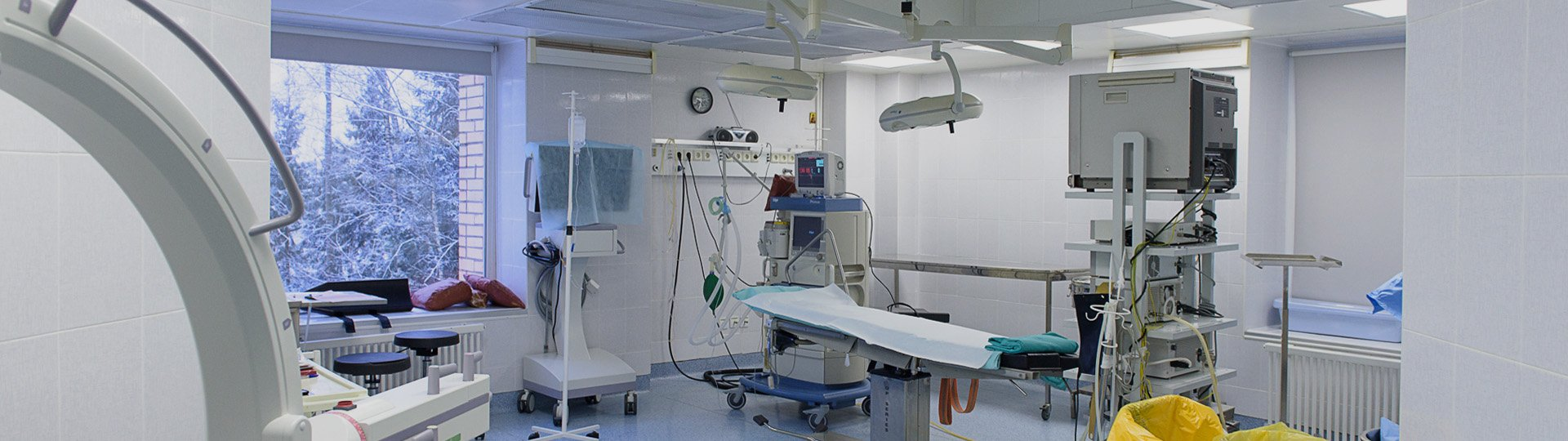 Центральная районная больница в Тимашевске
