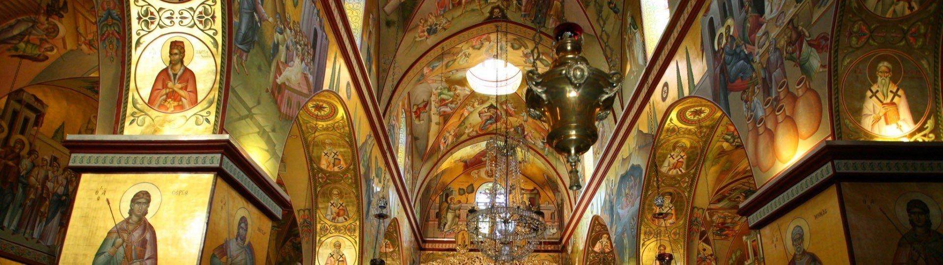 Православный приход Свято-Воскресенского храма поселок Советский