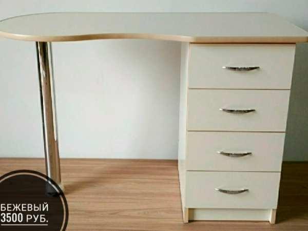 Маникюрные столы с бесплатной доставкой