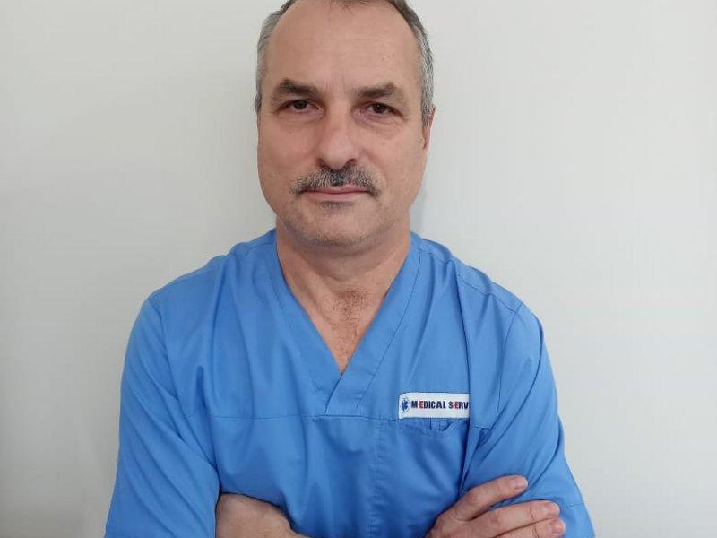 Врач-стоматолог общей практики Чумаченко Сергей Павлович