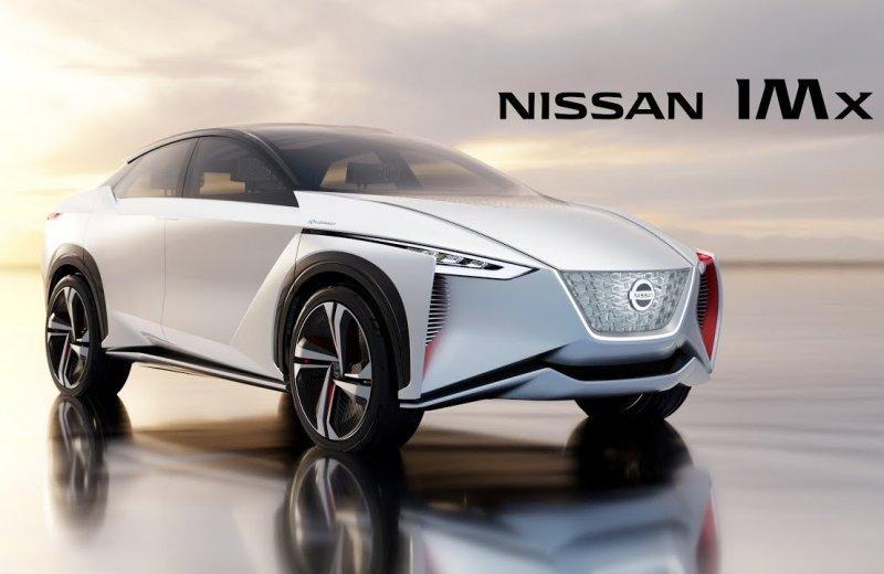 Новый Nissan IMx концепт Видео Страна  Новый интересный концепт Ниссан компании под названием IMx
