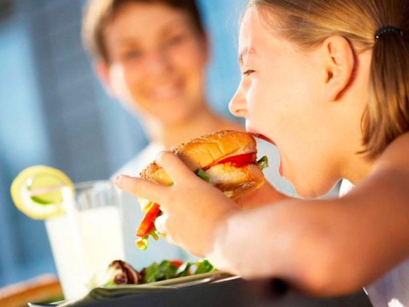 В России дети все чаще страдают от диабета и ожирения