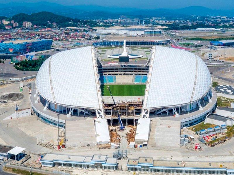 Жителя Тимашевского района осудили за ложную информацию о минировании сочинского стадиона «Фишт»