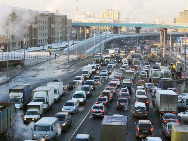 Автомобилям низкого экологического класса запретят въезд в крупные города России