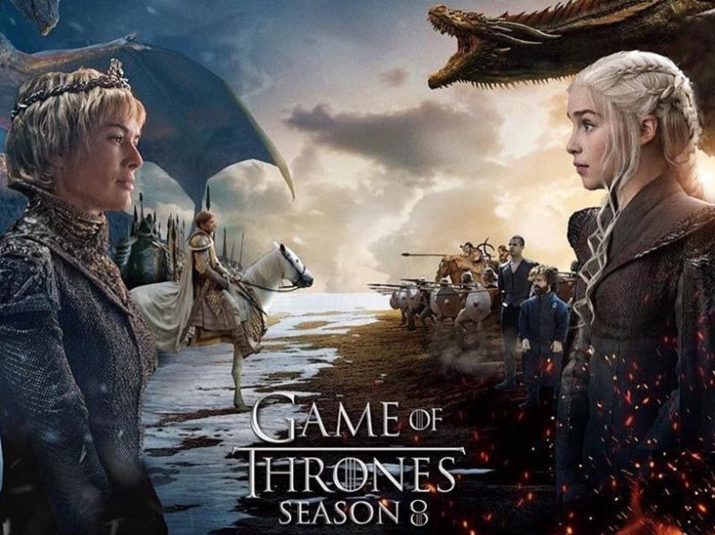 Заключительный сезон «Игры престолов» вышел на экраны