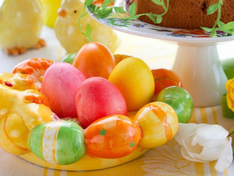 Сколько яиц можно съесть на Пасху, не навредив здоровью
