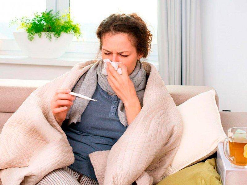 Россию захватила эпидемия гриппа