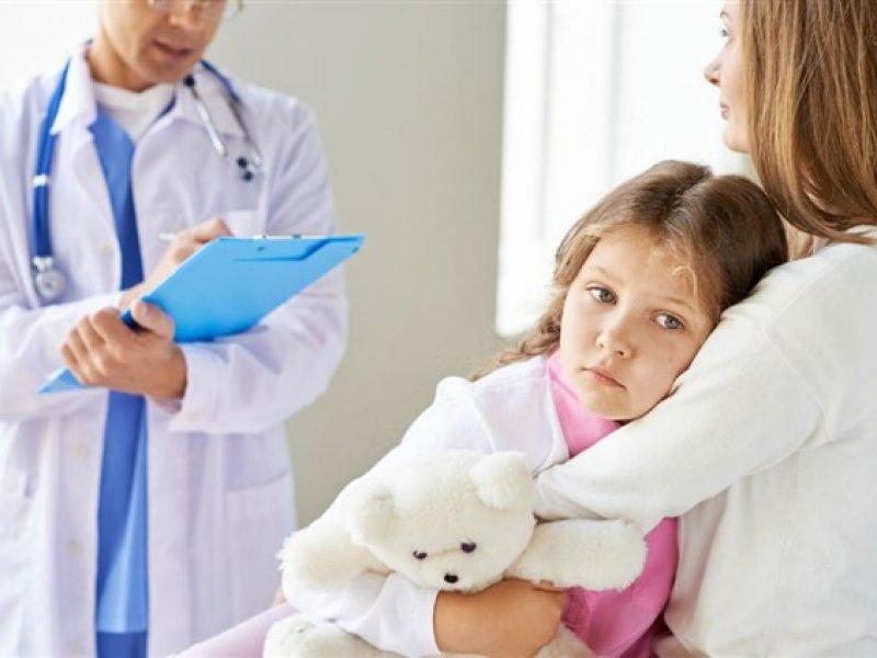 Чем чаще всего болеют российские дети?