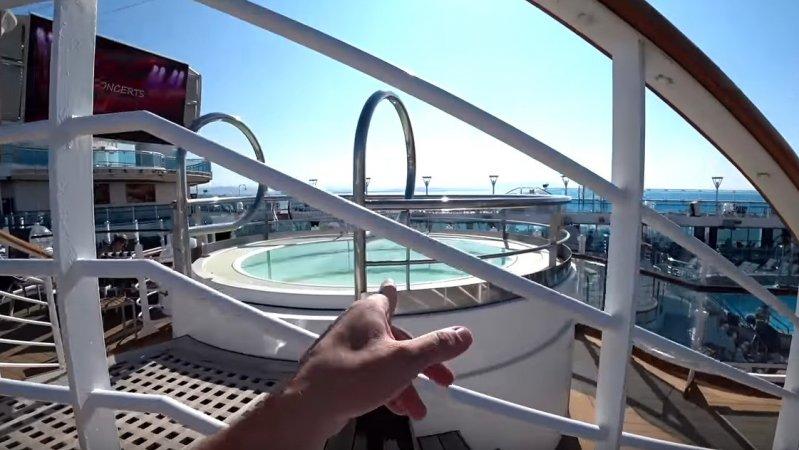 Круиз по Средиземному морю Видео Путешествия