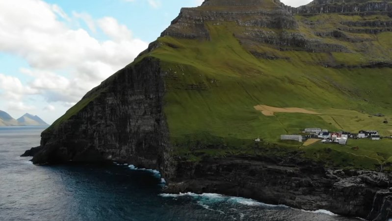 Фарерские острова - рай интроверта Видео Путешествия