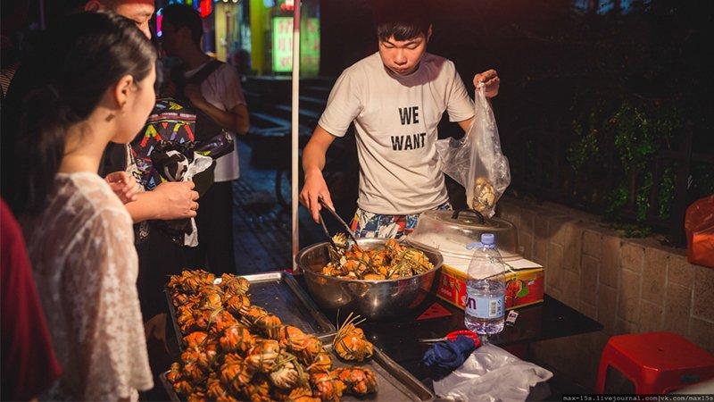 Китайская еда. То что вы никогда не попробуете Видео Кулинария