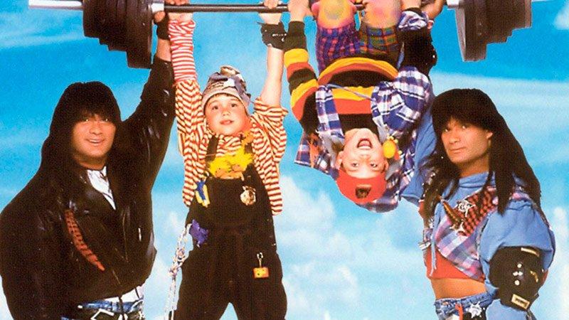 Няньки (1994) Видео Кино
