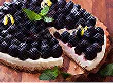 Летние пироги с ежевикой