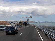 Путин на Камазе  открыл Крымский мост