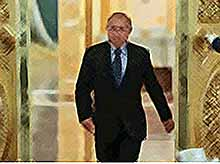 Президента России в Европе считают самым сильным лидером