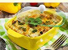 Осенние рецепты: запеканка из цветной капусты
