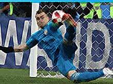 ФИФА признала оборону России самой лучшей на ЧМ-2018