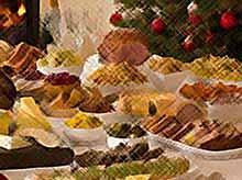 Эксперты выяснили сколько россияне потратят на новогодний стол