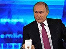 Прямая линия с Владимиром Путиным. LIVE