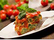 Вкусные рецепты: Лазанья с курицей