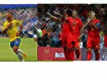Бразилия и Бельгия вышли в 1/4 финала ЧМ-2018