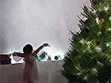 Как дети ждут Рождества: ТОП-10 милых  фото