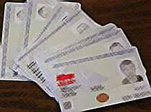 Военным вместо военного билета выдадут персональную электронную карту