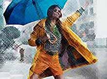 На Кубани в пятницу синоптики прогнозируют ливень, град и шквалистый ветер