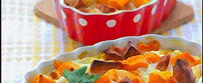 Осенние блюда из тыквы: несколько рецептов