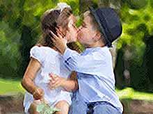 Сегодня  - Всемирный день поцелуя
