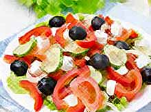 Несколько рецептов летних салатов