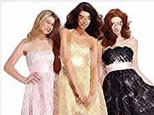 Выпускной: выбираем платье