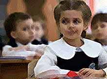 В России почти на четверть стало меньше школьников