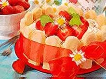 Вкусно и просто: тирамису с клубникой