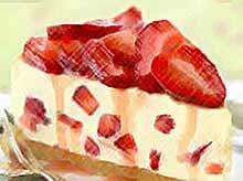 Десерты из клубники.