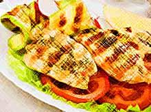 Рецепт вкусного мяса: куриные грудки в молоке