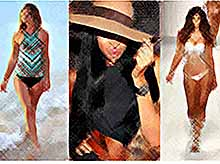 Лето: несколько тенденций пляжной моды, о которых должна знать каждая девушка