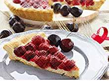 Вкусные летние пироги с вишней