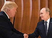 Лавров: войны не будет - Путин и Трамп договорятся