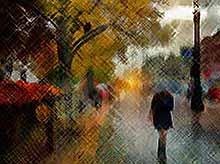 В Краснодарском крае до самых выходных будет дождливо