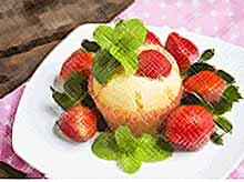 Летние рецепты: десерты с ягодами