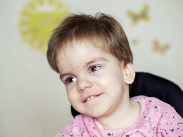 Двухлетней Ане Шпиловой из Тимашевска нужна наша помощь в Тимашевске