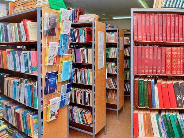Городская библиотека Лукоморье 1