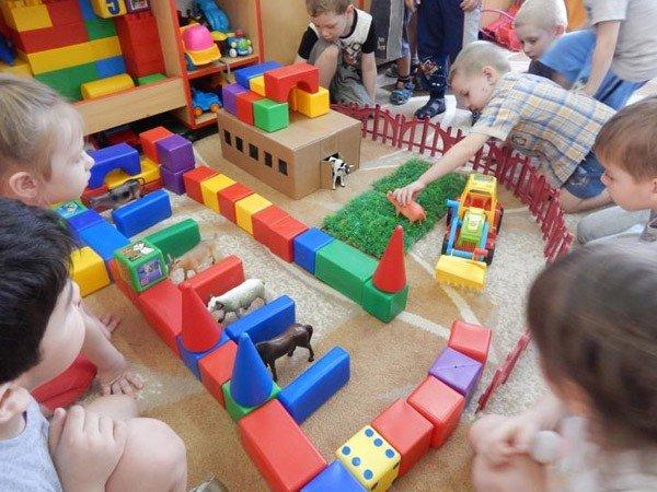 Детский сад комбинированного вида №32 1