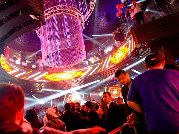 Ночной клуб Night Club El Niño 1