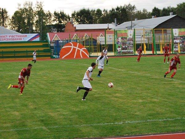 """Стадион """"Изумруд"""" в Тимашевске 2"""